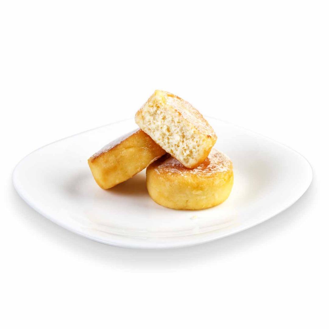 Сырники творожные замороженные «Фабрика вкуса», 420 г