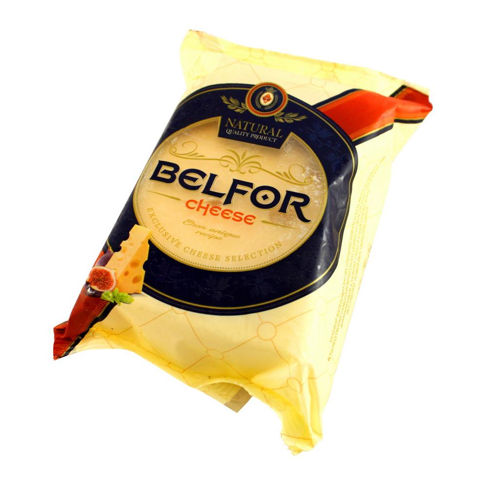 Сыр «Бельфор» Белебеевский 45%, 300 г