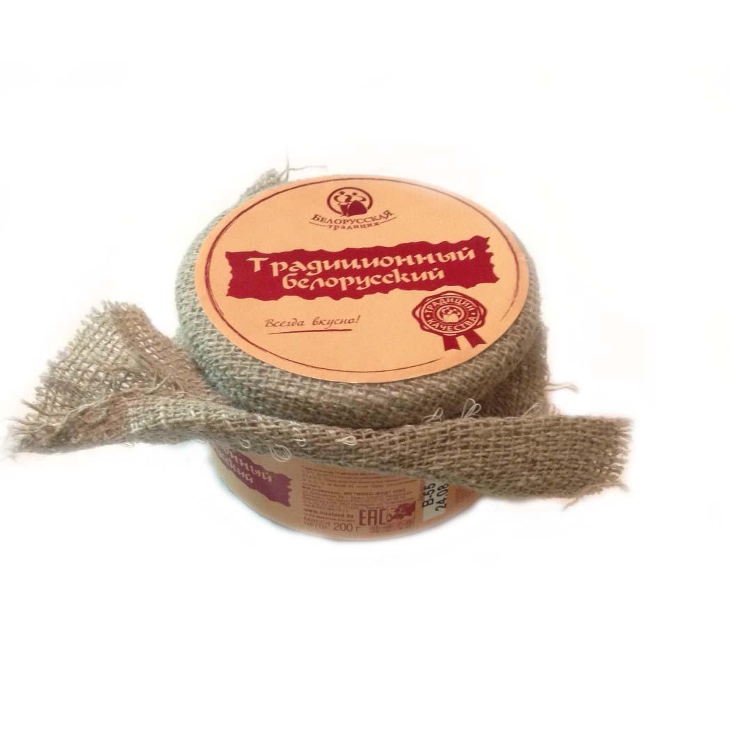 Паштет мясной «Традиционный Белорусский», 200 г