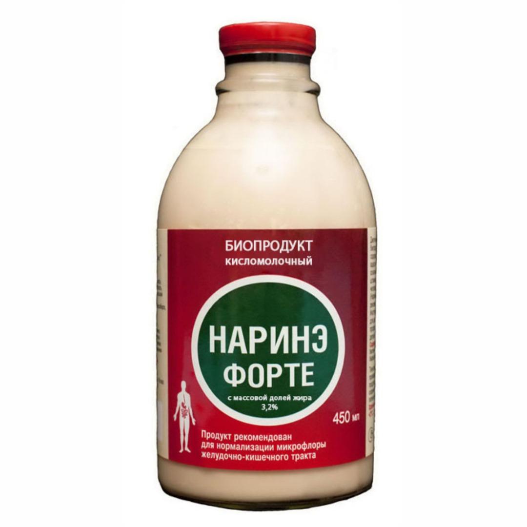 Биопродукт кисломолочный «Наринэ Форте», 450 мл