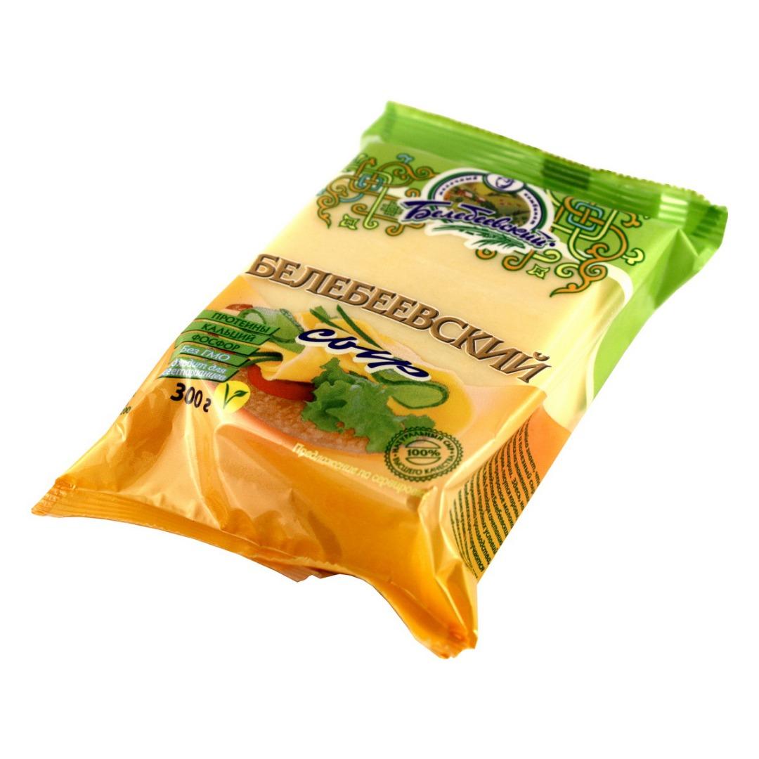 Сыр «Белебеевский» 45%, 300 г