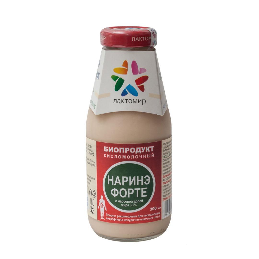 Биопродукт кисломолочный «Наринэ Форте», 300 мл